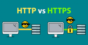 Importancia de https